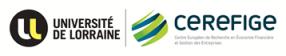 Université de Lorraine / Cerefige